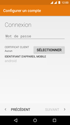 Wiko Rainbow Jam - Dual SIM - E-mail - Configuration manuelle (outlook) - Étape 6