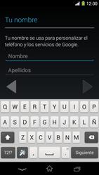Sony Xperia Z1 - Aplicaciones - Tienda de aplicaciones - Paso 5