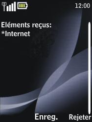 Nokia 2730 classic - Internet - configuration automatique - Étape 5