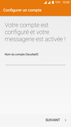 Wiko Lenny 3 - E-mail - Configuration manuelle (outlook) - Étape 12