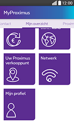 LG H220 Joy - Applicaties - MyProximus - Stap 22