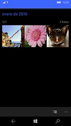 Microsoft Lumia 950 - Bluetooth - Transferir archivos a través de Bluetooth - Paso 12