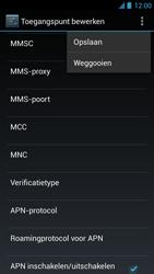 Acer Liquid S1 - Mms - Handmatig instellen - Stap 17