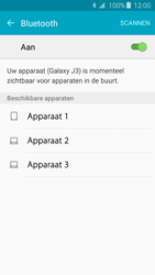 Samsung Galaxy J3 (2016 (J320) - Bluetooth - koppelen met ander apparaat - Stap 8