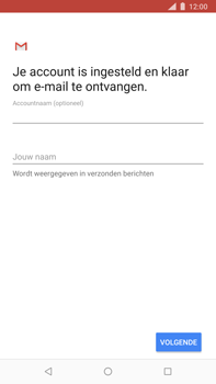 Nokia 8 Sirocco - E-mail - Account instellen (POP3 met SMTP-verificatie) - Stap 20