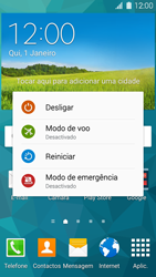 Samsung Galaxy S5 - MMS - Como configurar MMS -  18