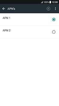 HTC U11 - Internet - Handmatig instellen - Stap 16