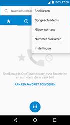 Alcatel A3 - voicemail - handmatig instellen - stap 5