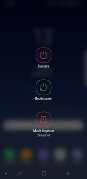 Samsung Galaxy S8 - Android Oreo - MMS - configuration manuelle - Étape 19