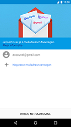 LG Nexus 5X - Android Oreo - E-mail - e-mail instellen (gmail) - Stap 12