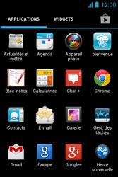 Bouygues Telecom Bs 351 - E-mails - Envoyer un e-mail - Étape 3