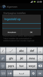 Sony Ericsson Xperia Arc met OS 4 ICS - Internet - Handmatig instellen - Stap 22