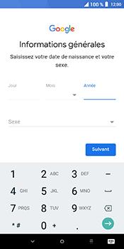 Alcatel 3L - Applications - Créer un compte - Étape 9