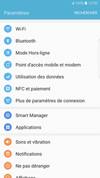 Samsung Samsung Galaxy S6 Edge+ - Android M - Bluetooth - connexion Bluetooth - Étape 6