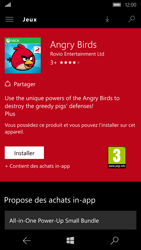 Microsoft Lumia 950 - Applications - Télécharger une application - Étape 14