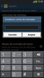 Samsung Galaxy S4 Mini - Mensajería - Configurar el equipo para mensajes de texto - Paso 7