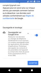 Sony Xperia XZ1 - E-mails - Ajouter ou modifier votre compte Gmail - Étape 14