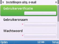 Nokia E5-00 - E-mail - handmatig instellen - Stap 25