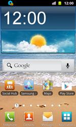 Samsung I8160 Galaxy Ace II - Internet - configuration automatique - Étape 3