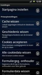Sony Ericsson Xperia Ray - Internet - Handmatig instellen - Stap 15
