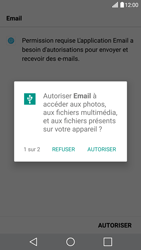 LG LG G5 - E-mail - Configuration manuelle (outlook) - Étape 14