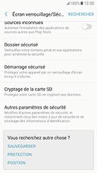 Samsung Galaxy A5 (2017) (A520) - Sécuriser votre mobile - Personnaliser le code PIN de votre carte SIM - Étape 5