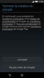 HTC Desire 820 - Premiers pas - Créer un compte - Étape 17