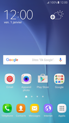 Samsung Galaxy S6 - Android M - Applications - Télécharger des applications - Étape 1