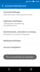 HTC One A9 - E-mail - Instellingen KPNMail controleren - Stap 25
