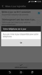HTC Desire 626 - Réseau - Installation de mises à jour - Étape 8