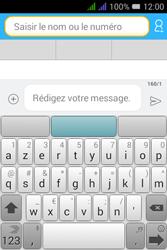 Alcatel Pixi 3 Dual Sim - Contact, Appels, SMS/MMS - Envoyer un SMS - Étape 5