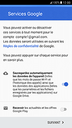 Samsung Galaxy A5 (2017) (A520) - Applications - Créer un compte - Étape 17