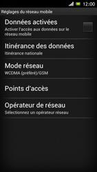 Sony ST26i Xperia J - Internet - configuration manuelle - Étape 7