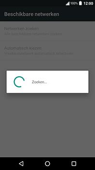 Acer Liquid Zest 4G Plus - Netwerk - Handmatig een netwerk selecteren - Stap 7
