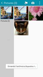 Samsung A500FU Galaxy A5 - Bluetooth - Transferir archivos a través de Bluetooth - Paso 16