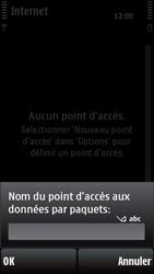 Nokia X6-00 - Internet - configuration manuelle - Étape 11