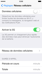 Apple iPhone 5c - Internet - configuration manuelle - Étape 5