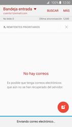 Samsung Galaxy S6 - E-mail - Escribir y enviar un correo electrónico - Paso 20