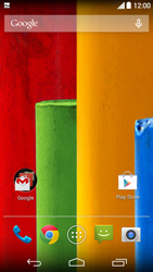 Motorola Moto G - Settings - Configuration message received - Step 3