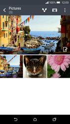 HTC One M9 - Bluetooth - Transferir archivos a través de Bluetooth - Paso 5