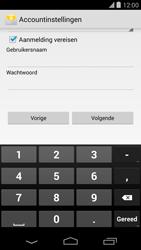LG D821 Google Nexus 5 - E-mail - Account instellen (IMAP zonder SMTP-verificatie) - Stap 13