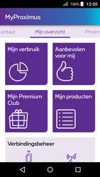 Acer Liquid Z330 - Applicaties - MyProximus - Stap 13