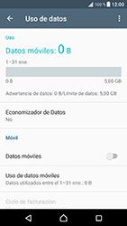 Sony Xperia XZ - Android Nougat - Internet - Activar o desactivar la conexión de datos - Paso 7