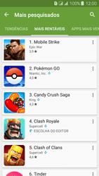 Samsung Galaxy J3 Duos - Aplicativos - Como baixar aplicativos - Etapa 10