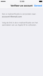 Apple iPhone 5c (iOS 9) - apps - account instellen - stap 24