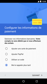 Huawei Google Nexus 6P - Applications - Télécharger des applications - Étape 17