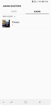 Samsung Galaxy A9 - E-mail - hoe te versturen - Stap 16