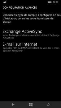 Microsoft Lumia 640 XL - E-mail - Configuration manuelle - Étape 10