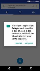 Crosscall Action X3 - Messagerie vocale - configuration manuelle - Étape 5