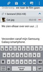 Samsung G318H Galaxy Trend 2 Lite - E-mail - hoe te versturen - Stap 18